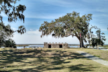Fort Frederica National Monument, Saint Simons Island, United States