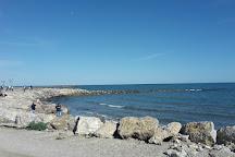 Saintes-Maries-de-la-Mer Beach, Saintes-Maries-de-la-Mer, France
