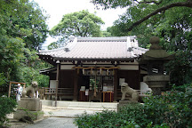 Yasui Shrine, Osaka, Japan