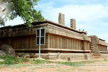 Raya Gopura, Mahabalipuram, India
