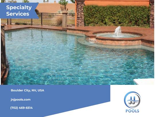 Swimming Pool Service & Cleaning Las Vegas