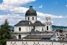 Kollegienkirche (Collegiate Church), Salzburg, Austria