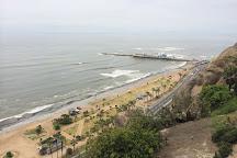 Parque Alfredo Salazar, Lima, Peru