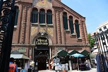 Mercat de Galvany, Barcelona, Spain