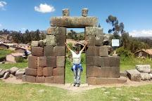 Ushnu, Vilcashuaman, Peru