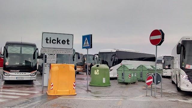 Venezia Tronchetto Parking