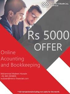 Metro Financial Services karachi