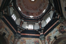 Pažaislis monastery and church, Kaunas, Lithuania