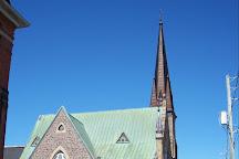 Brunswick St. Baptist Church, Fredericton, Canada