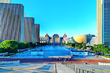 Governor Nelson A. Rockefeller Empire State Plaza, Albany, United States