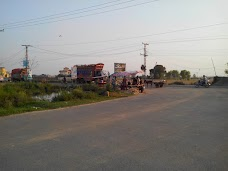 Saddique Chowk Bus Stop Sialkot
