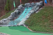 Bavarian Mountain Miniature Golf, Helen, United States