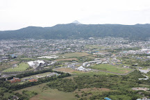 Mt. Uomidake, Ibusuki, Japan