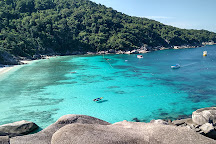 Mu Ko Similan National Park, Similan Islands, Thailand