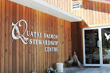 Quatse Salmon Stewardship Centre, Port Hardy, Canada