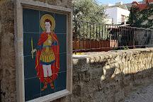 Agios Fanourios Church, Rhodes Town, Greece