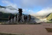 Sayano-Shushenskaya Dam, Republic of Khakassia, Russia
