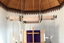 Oster Hurup Kirke, Hadsund, Denmark