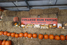 College Run Farms, Surry, United States