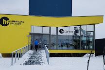 Hurricane Factory Tatralandia, Liptovsky Mikulas, Slovakia