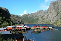 Nusfjord Fishing Village, Nusfjord, Norway