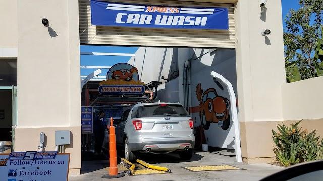 Fast5Xpress Car Wash Irvine