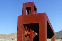 Monumento a los Trabajadores de Medio Ambiente y Conservacion, Artenara, Spain