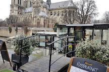 La Nouvelle Seine, Paris, France