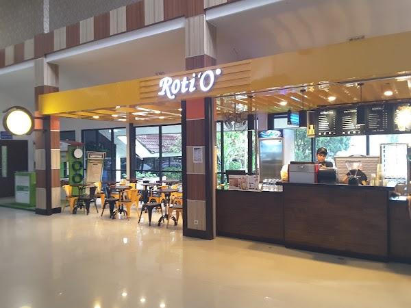 Roti O 62 50593 Jl Mt Haryono No 19 Gn Samarinda Balikpapan Utara Kota Balikpapan Kalimantan Timur 76114 Indonesia