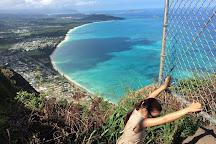 Dead Man's Catwalk, Hawaii Kai, United States
