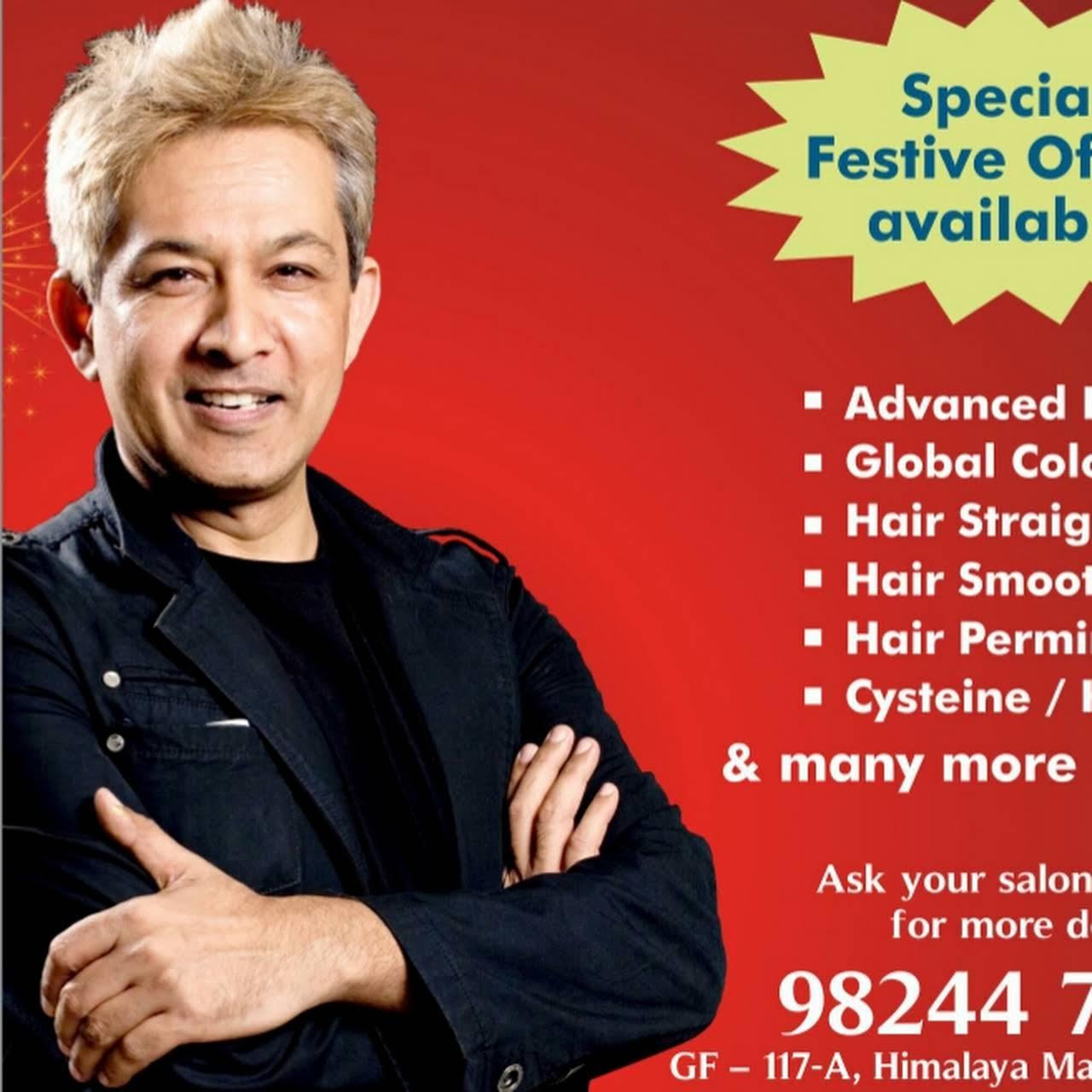 Jawed Habib Hair Beauty Himalaya Mall Hair Is Jawed Habib Style With Fun