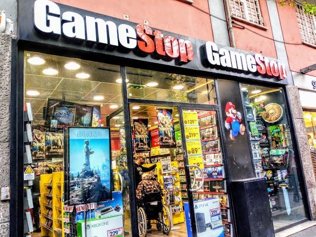 Gamestop Italy