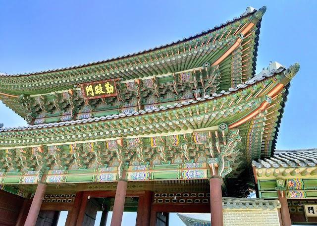 Gyeongbokgung Palace Korea