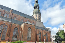 St. Peter's Church, Riga, Latvia