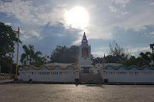 City Pillar Shrine - Prachuap Kiri Khan, Prachuap Khiri Khan, Thailand