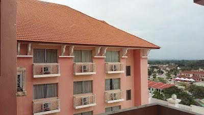 Hotel Seri Malaysia Kepala Batas Penang 60 4 575 6700