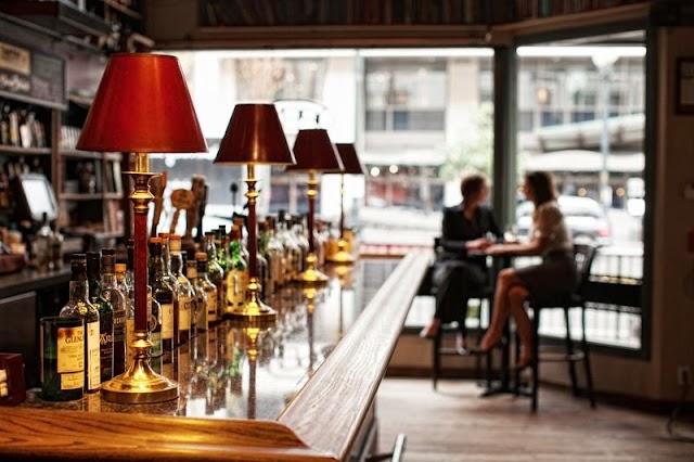 Bookstore Bar & Cafe