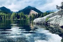 Strbske Pleso Lake, Strbske Pleso, Slovakia