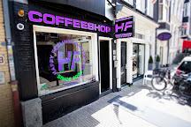 Happy Feelings Coffeeshop, Amsterdam, The Netherlands