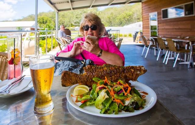 Port Stephens Barramundi