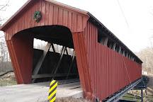 Lancaster Covered Bridge, Rossville, United States