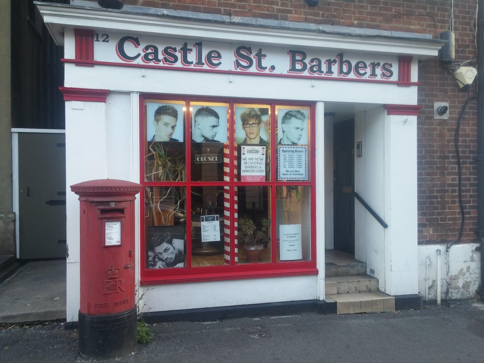 Castle Street Barber Shop