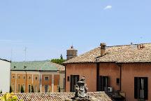 Cripta Rasponi e Giardini Pensili, Ravenna, Italy