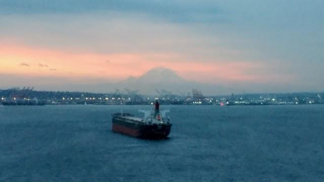 Pier 91 Seattle