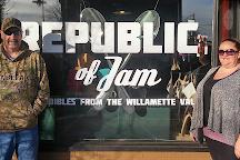 Republic of Jam, Carlton, United States
