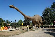 DinoPark Vyskov, Vyskov, Czech Republic