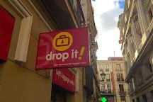 Dropit, Madrid, Spain