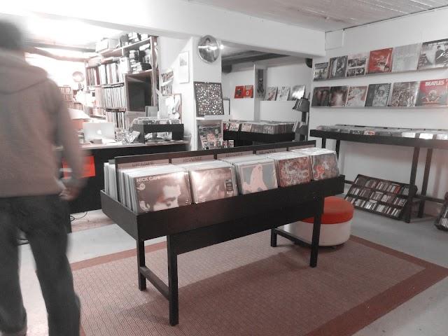 Back Records - Vinyl in St. Pauli