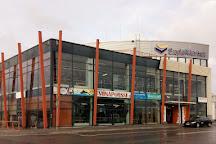 Sadama Market, Tallinn, Estonia