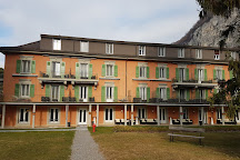 Les Bains de Lavey, Lavey-les-Bains, Switzerland